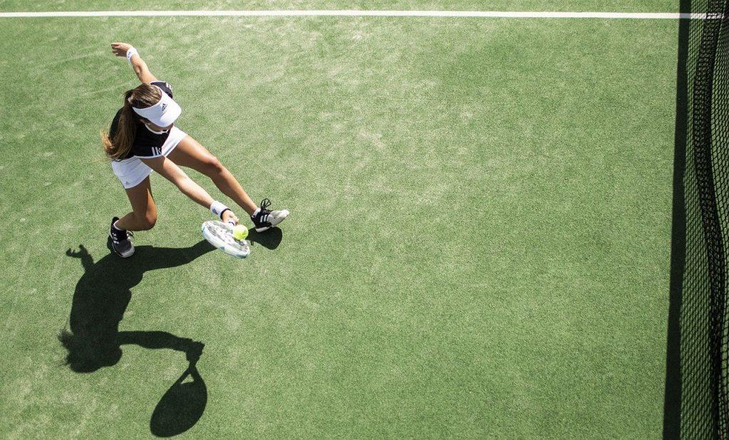 tennis, sports, woman
